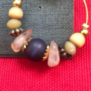 Vintage Jewelry - Vintage BOHO  Hoop Earrings